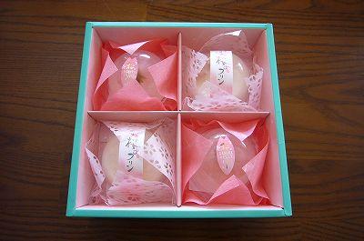 140325-2 桜ゼリーと桜プリン
