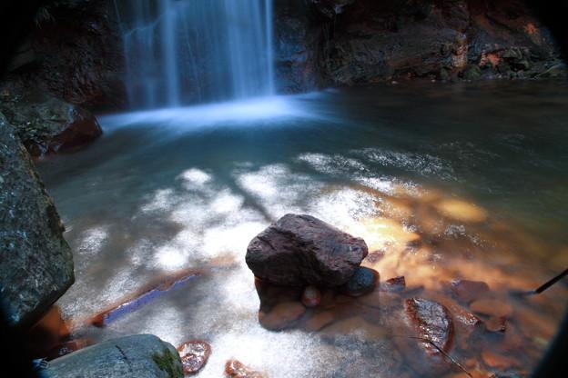 横谷渓谷 霧降の滝(2)
