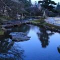Photos: 曲水と雁行橋