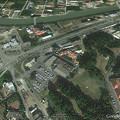 Photos: Google Earth自動傾斜有効画
