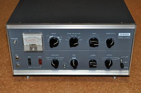 TX-88D パネル面