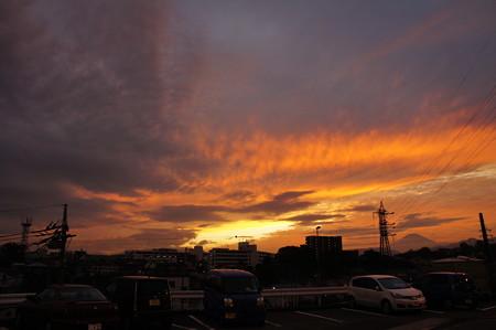 夕焼けのバリエーション 6