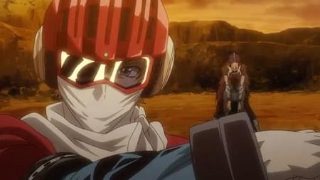 サムライフラメンコ 第8話「猛攻!悪の軍団」