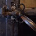 戸棚のノブ