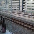 Photos: カ~ノジョ~、線路見ながらお茶しな~い?