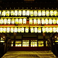 Photos: 舞殿の夜