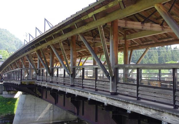 木造の橋梁2