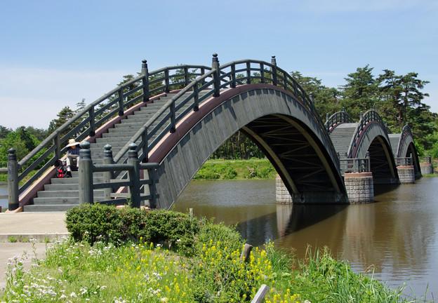 木造の橋梁3