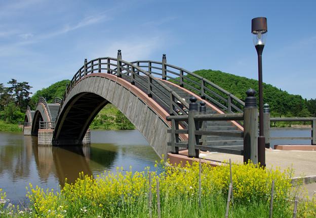 木造の橋梁4