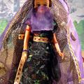 ?占い師?ジェニー・フレンドドール・エリー/タカラ☆MACKYsの手作りドールドレス&ハンドメイドお人形お洋服2