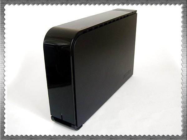 BUFFALO USB3.0 外付けハードディスク 2TB HD-LB2.0TU3/N 9