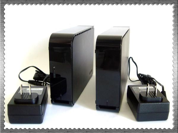BUFFALO USB3.0 外付けハードディスク 2TB HD-LB2.0TU3/N 11