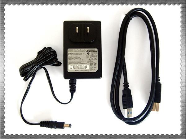 BUFFALO USB3.0 外付けハードディスク 2TB HD-LB2.0TU3/N 12