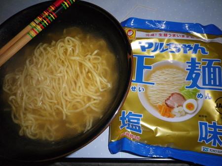 マルちゃん正麺 塩味