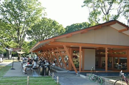 上野公園に出来た