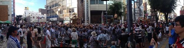 浦和まつり神輿パレード2013