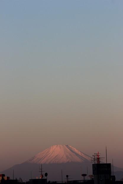 窓から 2012.11.10 6:38am