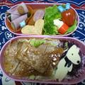 Photos: yakiniku (○゚ε^○)弁当