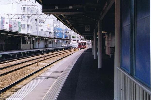阪急富田駅の写真(4)