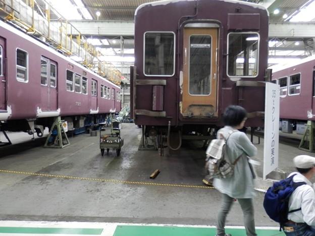 阪急電鉄・正雀工場5