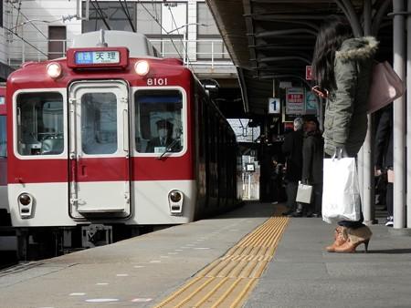近鉄丹波橋駅の写真8