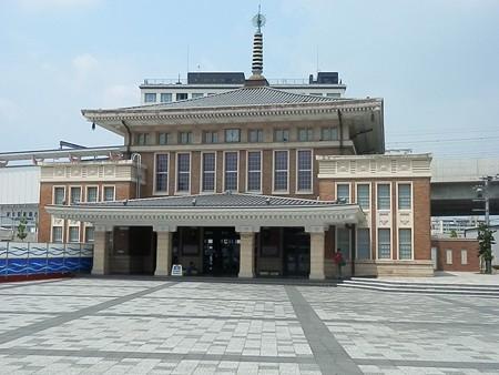 JR奈良駅付近の写真1