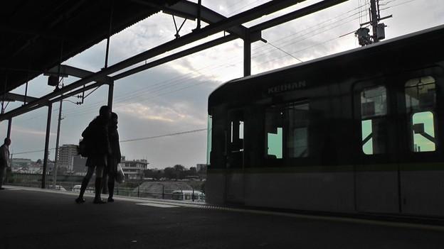 京阪宇治駅の写真11