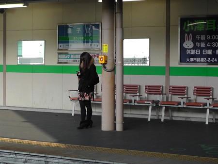 皇子山駅の写真1