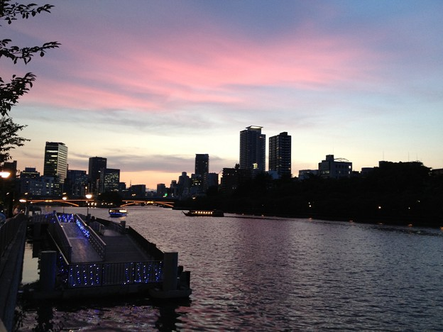 Photos: 天満橋