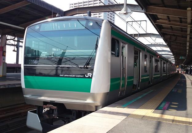 埼京線 各停