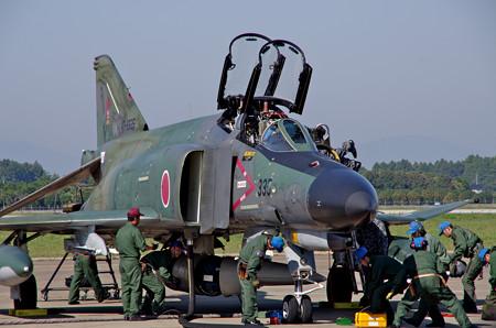 RF4EJ 着陸6