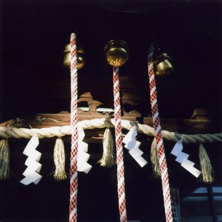 武蔵野神社 お参り