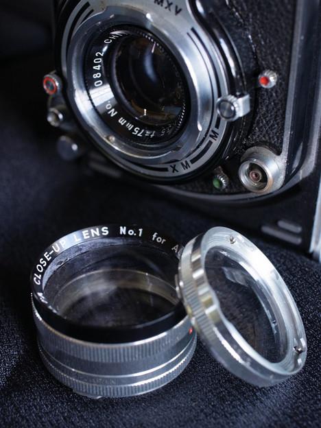 接写レンズ