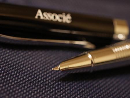 アソシエ万年筆ペン先上