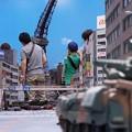 Photos: 東京タワーを破壊する怪獣へ向けて。。。20120729