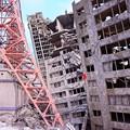 Photos: 破壊されたビル群・・・20120729