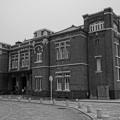 白黒時代の建物・・旧門司税関建物