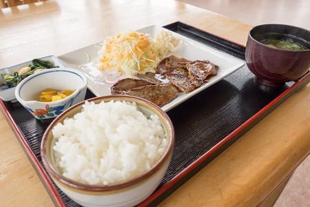 但馬牛焼肉定食(道の駅・但馬楽座【兵庫】)