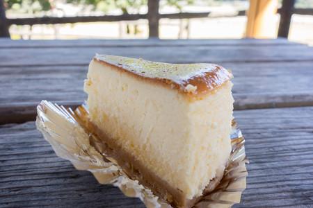チーズケーキ(道の駅・奥熊野古道ほんぐう【和歌山】)
