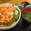 えび丸丼(東名【上り】・由比PA)・1