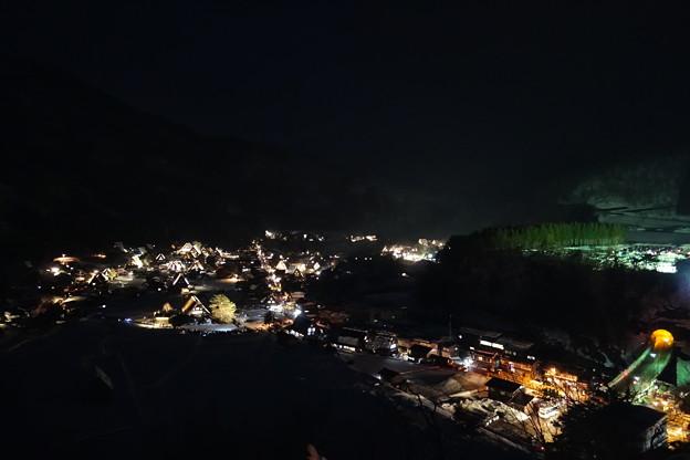 Photos: 白川郷ライトアップ