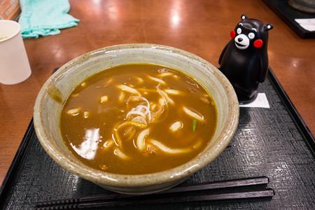 カレーうどん(東海北陸道【上り】・関SA)