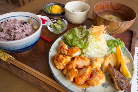 布目定食@ぶらんぽーと・1