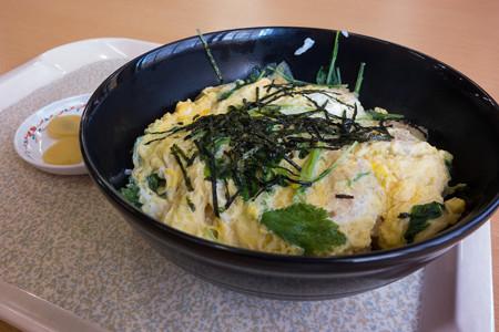 魚菜丼(道の駅・あまるべ【兵庫】)
