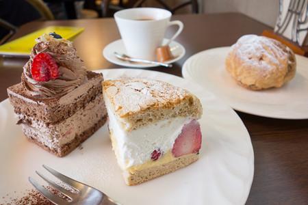 ケーキ色々@こんま亭