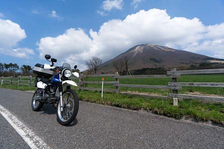 大山まきばみるくの里付近の景観スポット