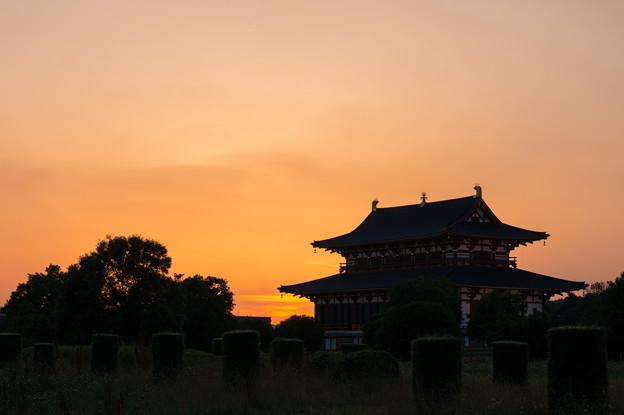 Photos: 平城京跡