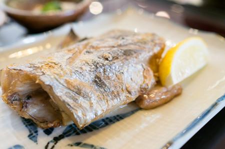 季節の焼魚定食(東名【下り】・牧之原SA)・2