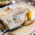 Photos: 季節の焼魚定食(東名【下り】・牧之原SA)・2