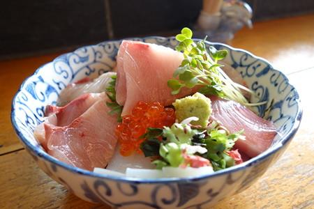 海鮮丼(道の駅・舟屋の里伊根【京都】)